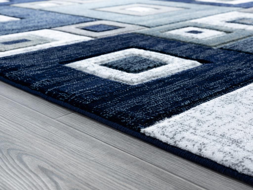 United Weavers Bristol 2050 10264 Cicero Navy Area Rug Carpetmart Com